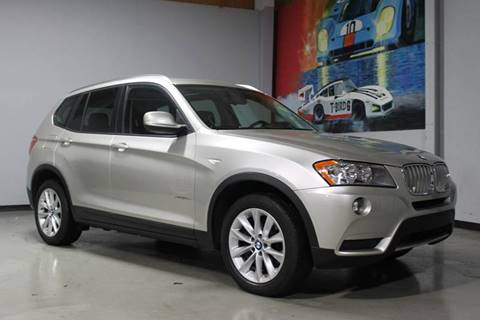 2013 BMW X3 for sale at Indy Wholesale Direct in Carmel IN