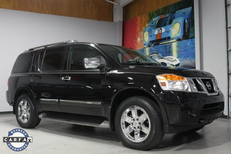 2011 Nissan Armada For Sale At Indy Wholesale Direct In Carmel IN