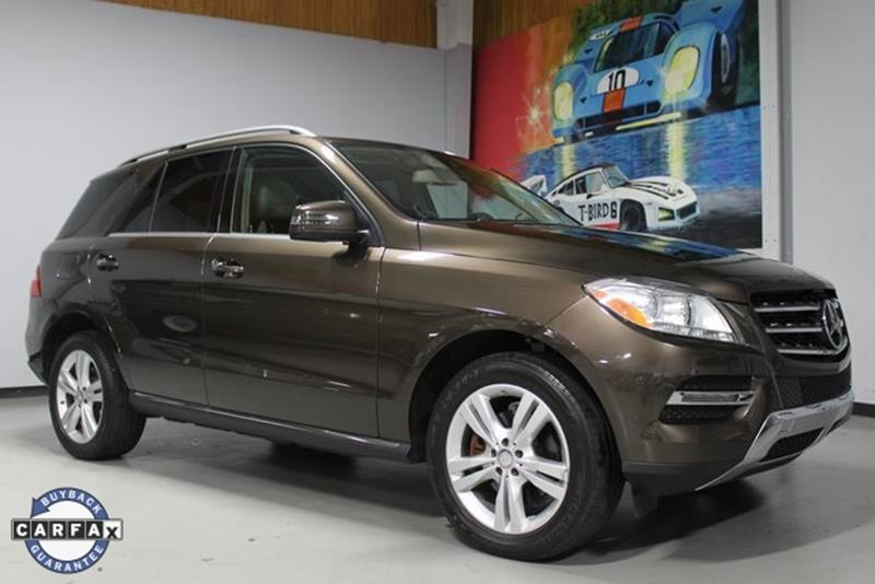 2014 Mercedes Benz M Class For Sale At Indy Wholesale Direct In Carmel IN