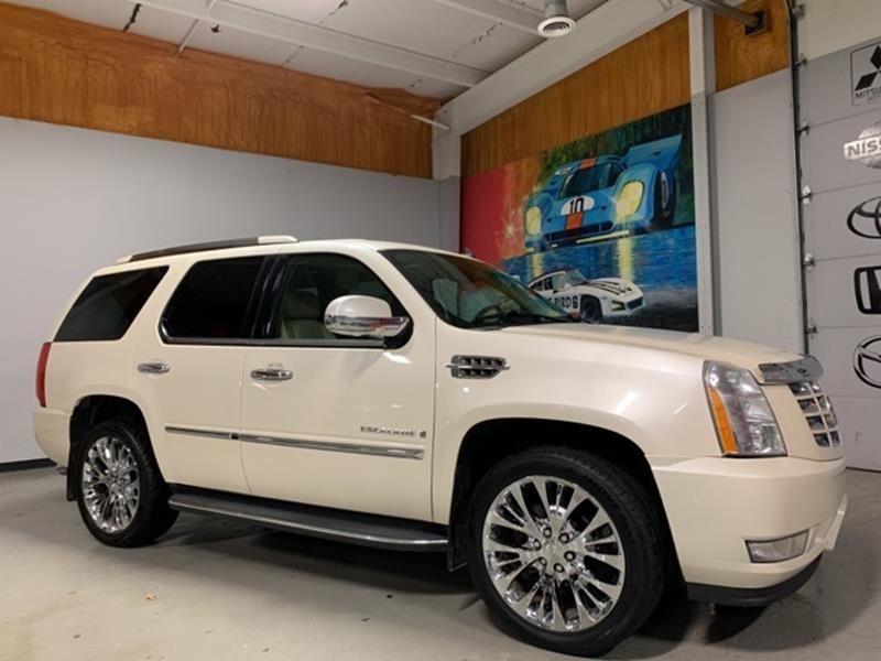 2009 Cadillac Escalade In Carmel In Indy Wholesale Direct