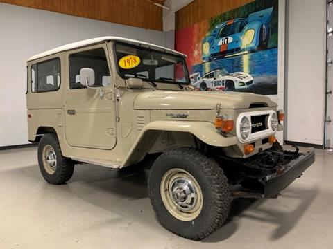 Toyota Land Cruiser For Sale in Carmel, IN - Indy Wholesale