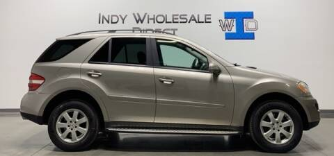 2007 Mercedes-Benz M-Class for sale at Indy Wholesale Direct in Carmel IN