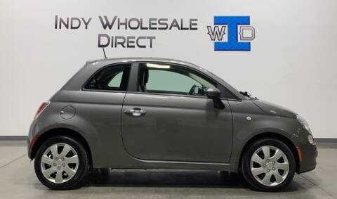 2012 FIAT 500 for sale at Indy Wholesale Direct in Carmel IN
