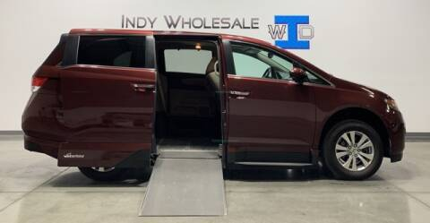 2016 Honda Odyssey for sale at Indy Wholesale Direct in Carmel IN