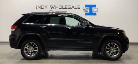 2014 Jeep Grand Cherokee for sale at Indy Wholesale Direct in Carmel IN
