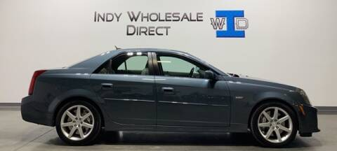 2005 Cadillac CTS-V for sale at Indy Wholesale Direct in Carmel IN
