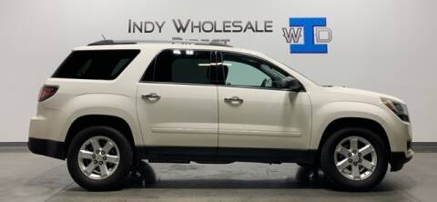2013 GMC Acadia for sale at Indy Wholesale Direct in Carmel IN