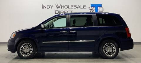 2013 Chrysler Town and Country for sale at Indy Wholesale Direct in Carmel IN