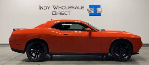 2017 Dodge Challenger for sale at Indy Wholesale Direct in Carmel IN