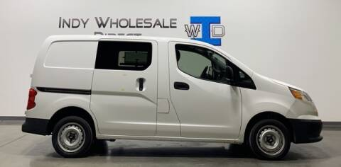2015 Chevrolet City Express Cargo for sale at Indy Wholesale Direct in Carmel IN