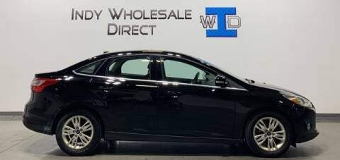 2012 Ford Focus for sale at Indy Wholesale Direct in Carmel IN