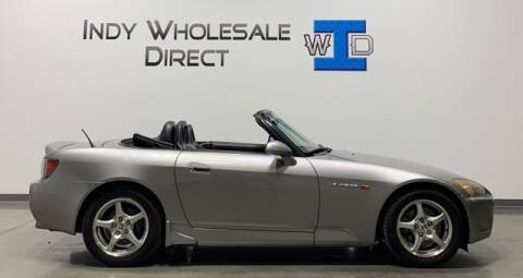 2001 Honda S2000 for sale at Indy Wholesale Direct in Carmel IN