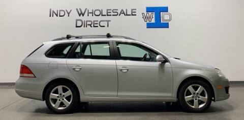 2009 Volkswagen Jetta for sale at Indy Wholesale Direct in Carmel IN