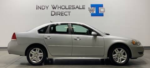 2015 Chevrolet Impala Limited for sale at Indy Wholesale Direct in Carmel IN