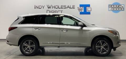 2017 Infiniti QX60 for sale at Indy Wholesale Direct in Carmel IN