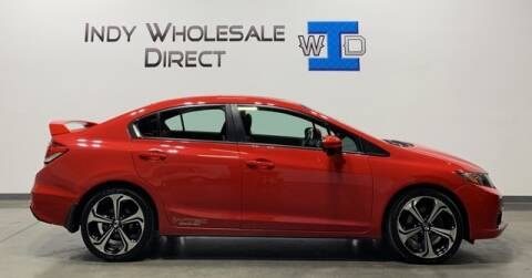 2014 Honda Civic for sale at Indy Wholesale Direct in Carmel IN