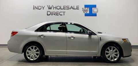 2012 Lincoln MKZ for sale at Indy Wholesale Direct in Carmel IN