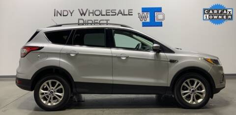 2018 Ford Escape for sale at Indy Wholesale Direct in Carmel IN