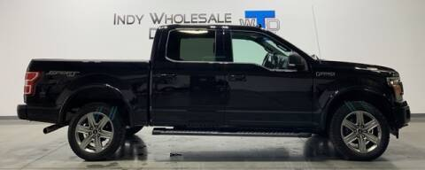 2018 Ford F-150 for sale at Indy Wholesale Direct in Carmel IN