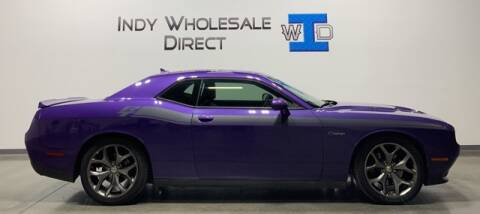 2016 Dodge Challenger for sale at Indy Wholesale Direct in Carmel IN