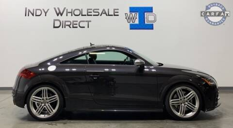 2012 Audi TTS for sale at Indy Wholesale Direct in Carmel IN