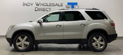 2011 GMC Acadia for sale at Indy Wholesale Direct in Carmel IN