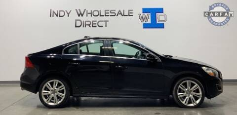 2013 Volvo S60 for sale at Indy Wholesale Direct in Carmel IN