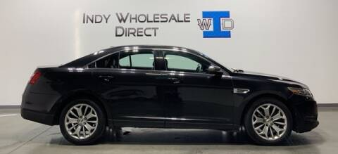 2015 Ford Taurus for sale at Indy Wholesale Direct in Carmel IN