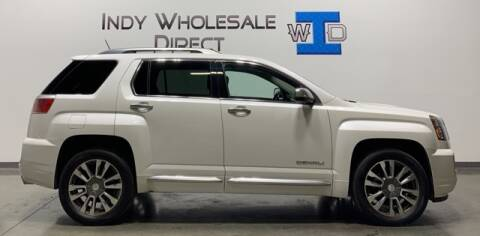 2017 GMC Terrain for sale at Indy Wholesale Direct in Carmel IN