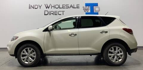 2011 Nissan Murano for sale at Indy Wholesale Direct in Carmel IN