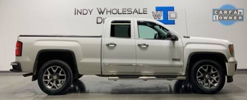 2015 GMC Sierra 1500 for sale at Indy Wholesale Direct in Carmel IN