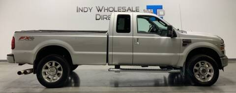2010 Ford F-350 Super Duty for sale at Indy Wholesale Direct in Carmel IN