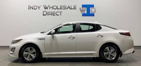 2016 Kia Optima Hybrid for sale at Indy Wholesale Direct in Carmel IN