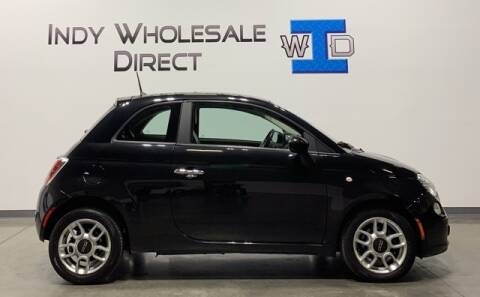 2013 FIAT 500 for sale at Indy Wholesale Direct in Carmel IN
