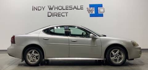 2004 Pontiac Grand Prix for sale at Indy Wholesale Direct in Carmel IN