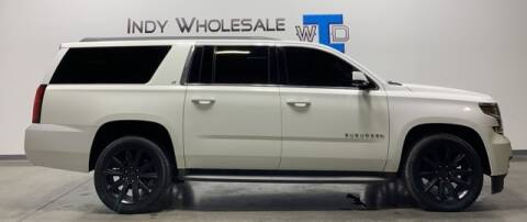 2015 Chevrolet Suburban for sale at Indy Wholesale Direct in Carmel IN