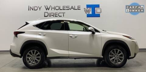 2017 Lexus NX 200t for sale at Indy Wholesale Direct in Carmel IN