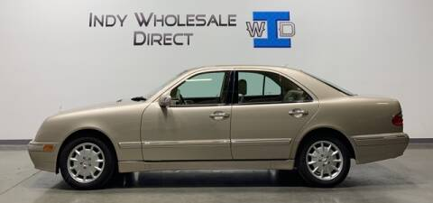 2000 Mercedes-Benz E-Class for sale at Indy Wholesale Direct in Carmel IN