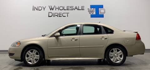 2012 Chevrolet Impala for sale at Indy Wholesale Direct in Carmel IN