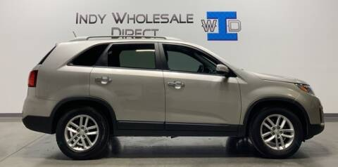 2015 Kia Sorento for sale at Indy Wholesale Direct in Carmel IN
