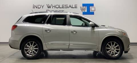 2014 Buick Enclave for sale at Indy Wholesale Direct in Carmel IN