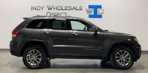 2015 Jeep Grand Cherokee for sale at Indy Wholesale Direct in Carmel IN