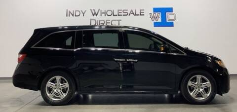 2012 Honda Odyssey for sale at Indy Wholesale Direct in Carmel IN