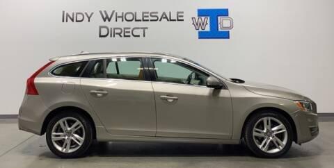 2015 Volvo V60 for sale at Indy Wholesale Direct in Carmel IN
