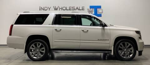 2016 Chevrolet Suburban for sale at Indy Wholesale Direct in Carmel IN