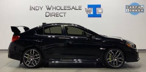 2020 Subaru WRX for sale at Indy Wholesale Direct in Carmel IN