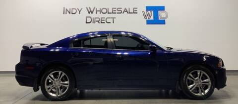 2013 Dodge Charger for sale at Indy Wholesale Direct in Carmel IN