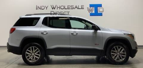 2017 GMC Acadia for sale at Indy Wholesale Direct in Carmel IN