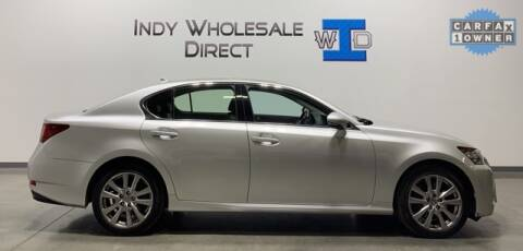 2013 Lexus GS 350 for sale at Indy Wholesale Direct in Carmel IN
