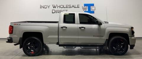 2017 Chevrolet Silverado 1500 for sale at Indy Wholesale Direct in Carmel IN